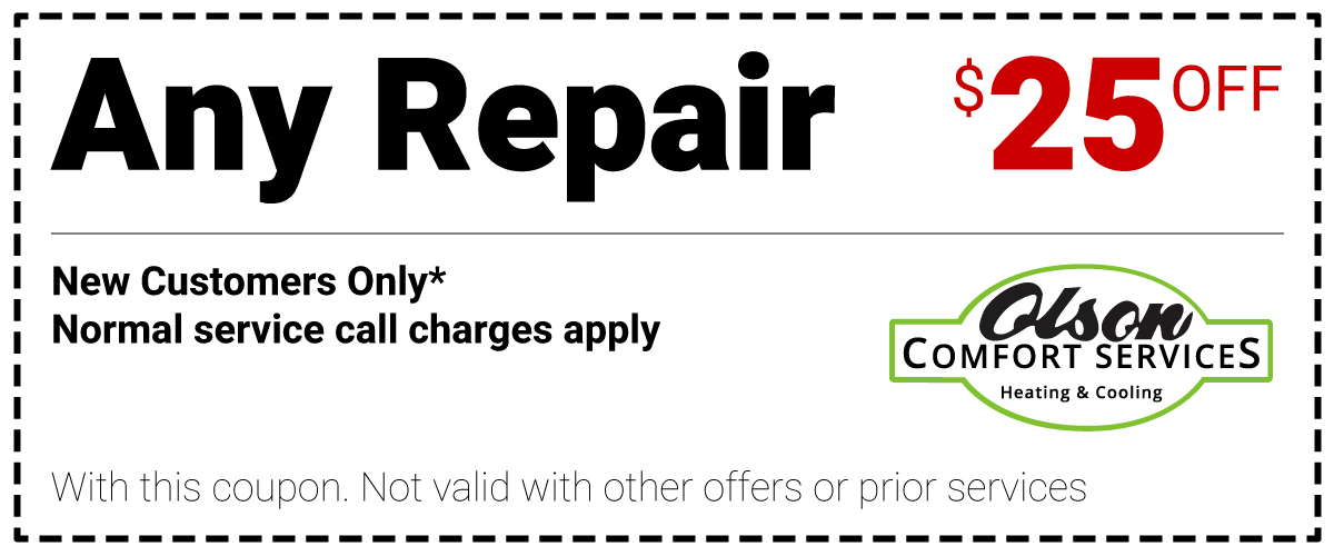 Save $25 on any repair